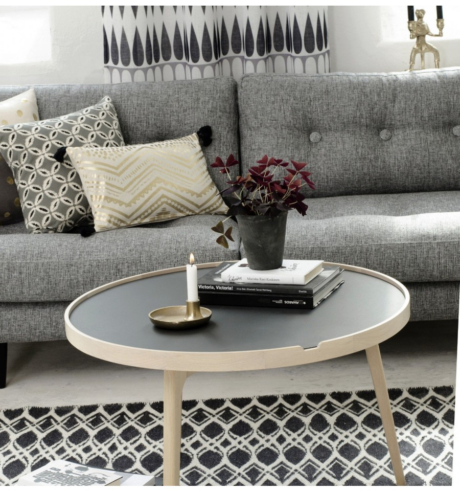 kissenbezug mit muster grau kissenbez ge kissen https. Black Bedroom Furniture Sets. Home Design Ideas
