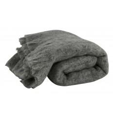 Wohn- / Kuscheldecke in grau