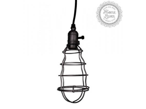 Lampe 'Käfig'