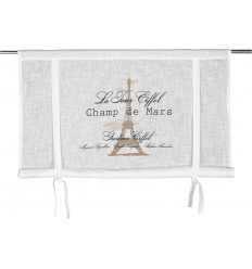 Raffgardine 'Eiffel'