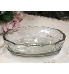 Seifenschale aus Glas