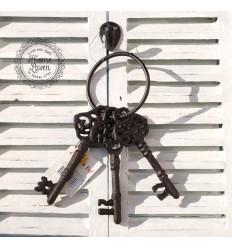 Deko Schlüsselbund 'Antik'