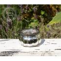 Teelichthalter /Kerzenglas 'Pumpkin'