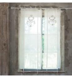Raffgardine 'Villa Puccini'