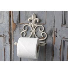 Toilettenpapierhalter 'Französischer Lilie'