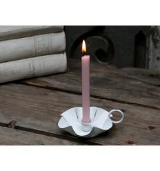 Kerzenhalter für Mini Stabkerzen weiß
