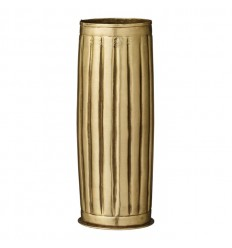 Vase 'Liana' antik gold