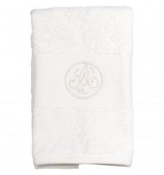 Handtuch 'Broderie' weiß