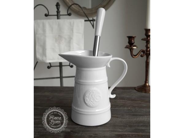 WC-Bürstengarnitur 'Broderie'