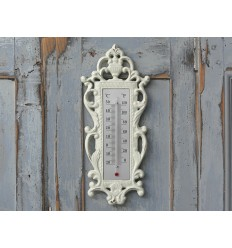 Thermometer in Shabby Stil