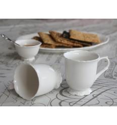 Becher Kaffebecher 'Provence'