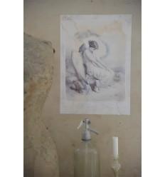 Poster 'Fallen Angel' 29,5 x 42