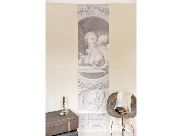 Poster 'Women and Engel' 60x240