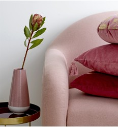 Vase 'Nordic'rosa