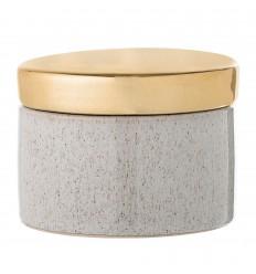 Dose Box mit Deckel 'Natur'