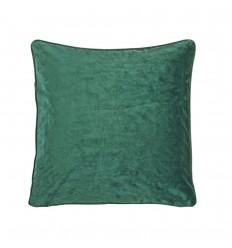 Samt Kissenbezug grün 040