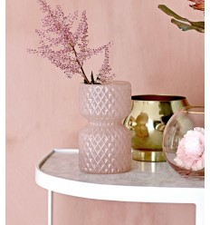 Vase pastellrosa