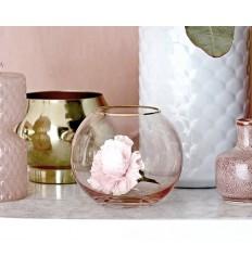 Vase rose gold