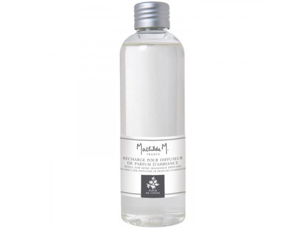 Raumduft Nachfüllflasche mit Fleur de Coton Duft