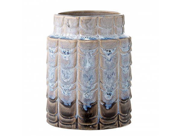Vase blau
