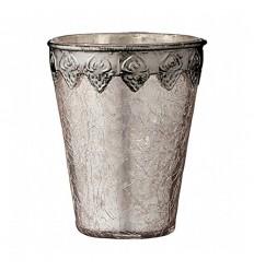 Teelichthalter 'Delilah' altrosa