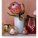 Bloomingville Vase in eisblau