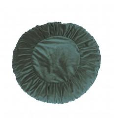 Kissenbezug 'Tilde' rund opalgrün-40