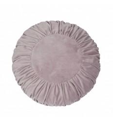 Kissenbezug 'Tilde' rund  puderrosa-32