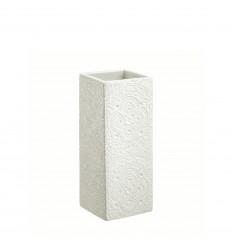 Zahnputzbecher, Utensilienbehälter 'Orient' weiß