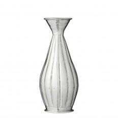Vase 'Liana' silber 27 cm