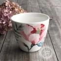 Greengate Latte Cup Becher 'Magnolia' white
