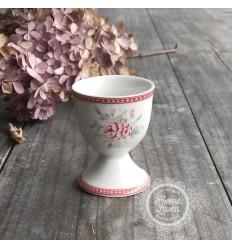 Greengate Eierbecher 'Flora' white