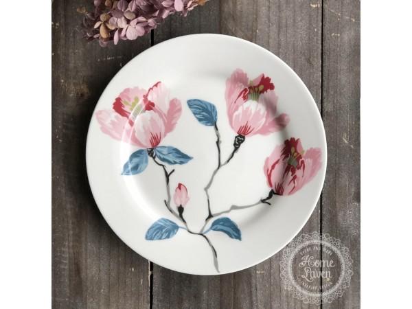Greengate Frühstücksteller Teller 'Magnolia'