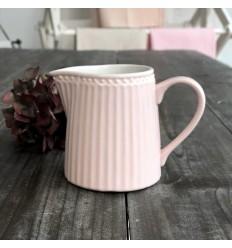 Greengate Milchkännchen 'Alice' pale pink
