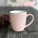 Greengate Becher mit Henkel 'Alice' pale pink