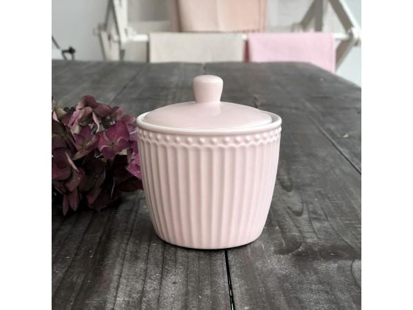 Greengate Zuckerdose 'Alice' pale pink