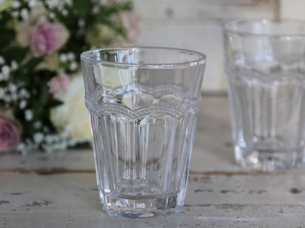 Wasserglas Trinkglas 'Antoinette' 8,5x11