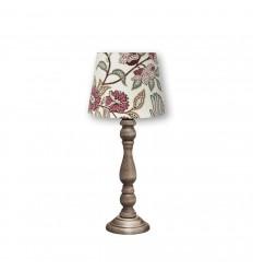 Tischlampe 'Birdsong' braun Höhe 41 cm