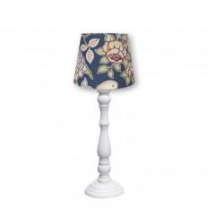 Tischlampe 'Birdsong' weiß Höhe 47 cm