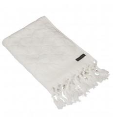 Handtuch 'Miah' 50 x 70 cm offwhite