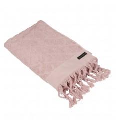 Handtuch 'Miah' 50 x 70 cm rosa