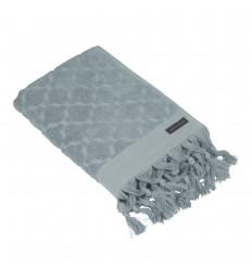 Handtuch 'Miah' 50 x 70 cm denim blau