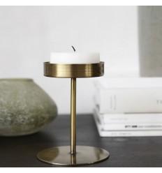 Kerzenhalter Teelichthalter 'Anit' Messing