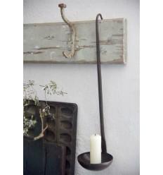 Deko Schöpfkelle Kerzenhalter 'Antique'