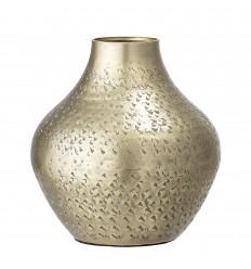 Vase Brass H 15,5 cm