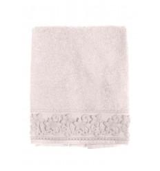 Handtuch Set 30x50 + 50x90  beige
