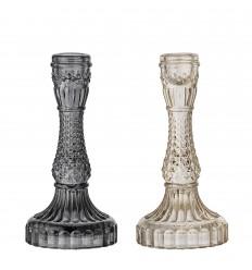 Kerzenhalter aus Glas