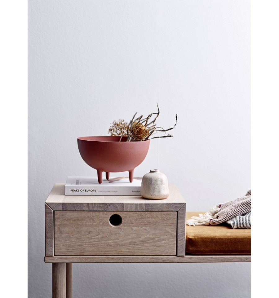 11x22,5cm Bloomingville Deko-Vase Terrakotta