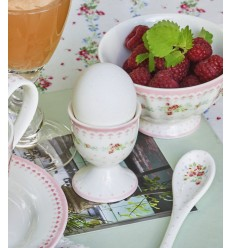 Greengate Eierbecher 'Sonja white' Sonderedition
