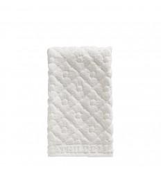 Handtuch 'Floral' 30x50 cm offwhite